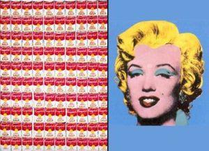 Foto di Andy Warhol