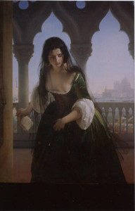 Francesco Hayez, L'accusa segreta