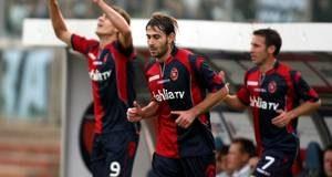 Giocatori del Cagliari