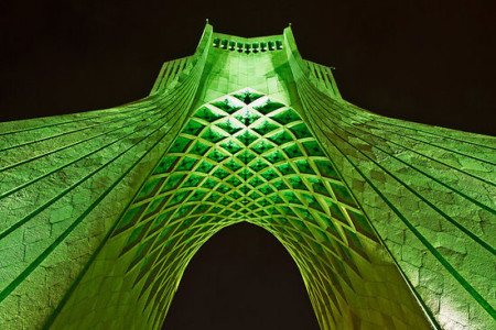Iran rivoluzione digitale