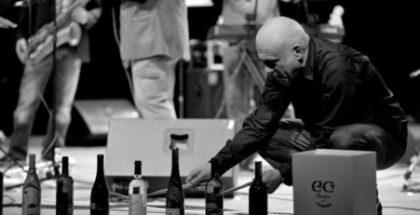 """Un momento del festival """"Jazz & wine"""""""