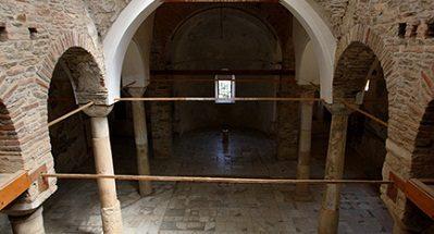 La chiesa di San Giovani Battista a Sirince