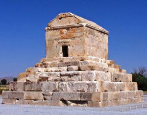 La tomba di Ciro