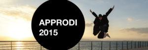 Locandina di Approdi 2015