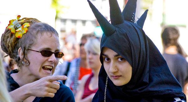 Ragazzi visti da Tunisi