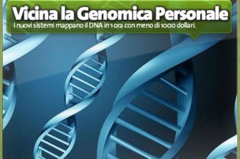 Dalla genetica personalizzata alla riscoperta dell'uomo nella relazione di cura