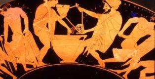 Vino nella Grecia antica