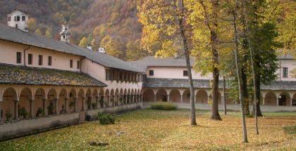 La Certosa di Santa Maria a Chiusa di Pesio