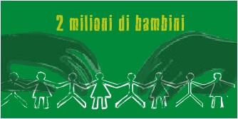Due milioni di bambini