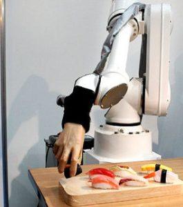Cuoco robot