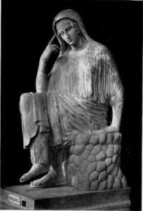 Statua di Penelope