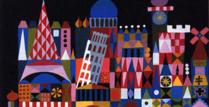 A small world, Mary Blair 1911-1978