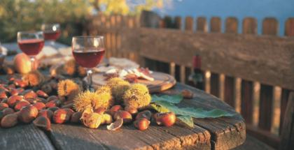 Agriturismo autunno