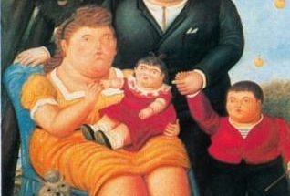 Botero, La famiglia