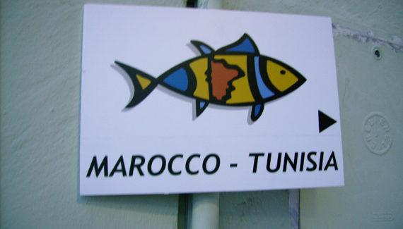 Porto di sapori mediterranei a Carloforte