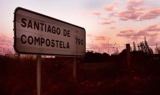 Viaggiare per strada, fino a Santiago