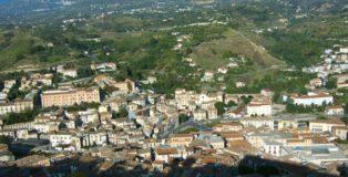 Panorama di Cosenza