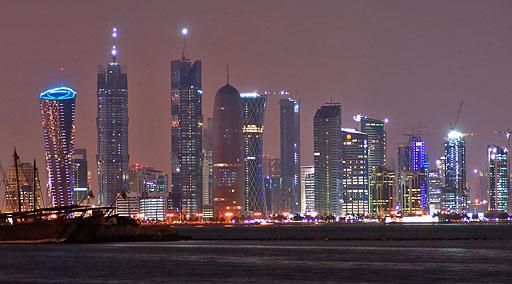 Il matrimonio in Qatar tra grattacieli e tende beduine