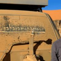 Fabrizio Rovella l'uomo del Sahara