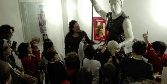 F@Mu 2016: al Museo di Cori i bambini incontrano la storia locale
