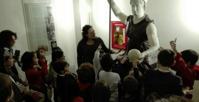 Giornata al Museo Cori