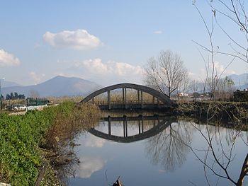 Il fiume Sarno
