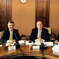 Governance della COPEAM riunita in Romania