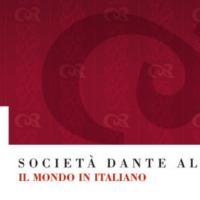 """Le novità editoriali della società """"Dante Alighieri"""""""