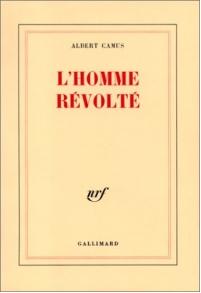 """""""L'uomo in rivolta"""" di Albert Camus"""