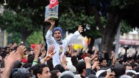 Manifestazione tunisina