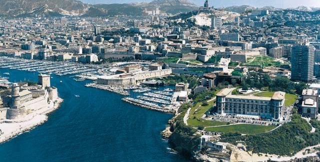 Generosa, Ribelle, Meticcia: Marsiglia