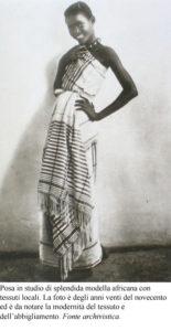 Modella africana