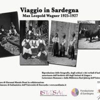 Viaggio in Sardegna mostra del viaggio di M. L. Wagner 1925-1927