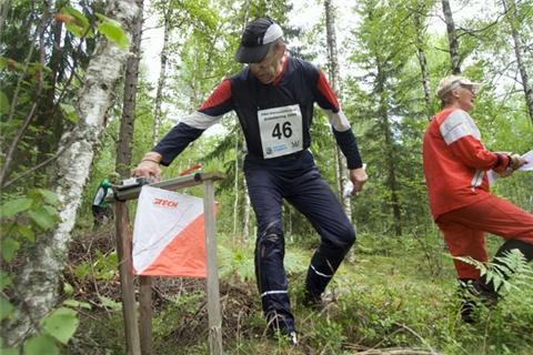 L'Orieentering, lo sport dei bosch