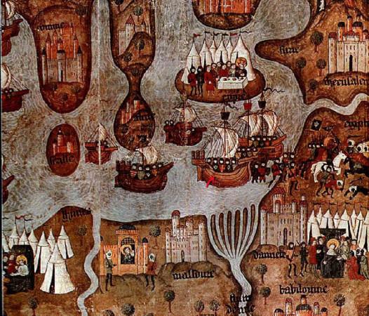 Pisa crociate