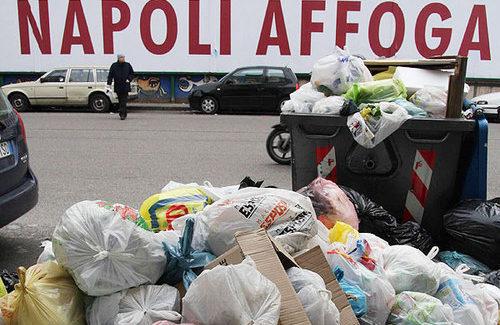 Napoli: città del rifiuto