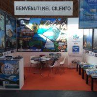 Partecipazione dell'Associazione Turistica Cilentomania al TTG Incontri 2016