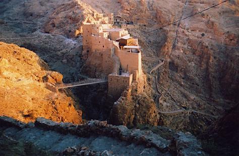 Deir Mar Musa un'oasi per lo spirito