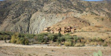 Villaggi berberi marocchini