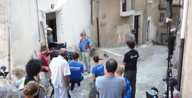 Il Volo, il film di Wim Wenders in una Calabria invisibile