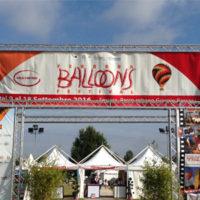 Ferrara Ballons Festival: voli silenziosi nel cielo estense