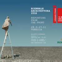 BIENNALE ARCHITETTURA. REPORTING FROM THE FRONT