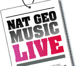 "Earth day ""Nat Geo Music Live"""