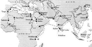 La rotta di Ibn Battuta