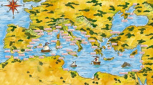 Porti del Mediterraneo