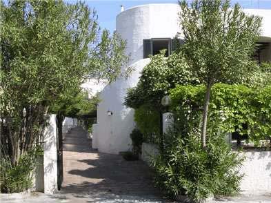 La casa mediterranea