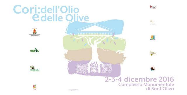 Cori: dell'Olio e delle Olive 2016