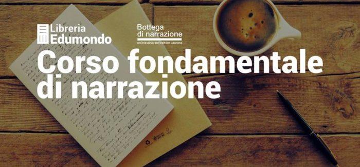 A Cagliari nel 2017 il Corso fondamentale di narrazione