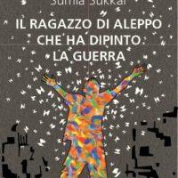 'Il ragazzo di Aleppo che ha dipinto la guerra' al Pisa Book Festival