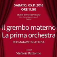 """Domani a Cagliari """"La prima orchestra"""", un laboratorio per mamme"""